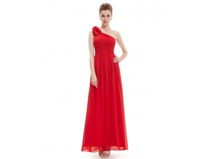 1890207047d9 Ever Pretty plesové šaty červené 8237 RD (Velikost 3XL   48   16   20