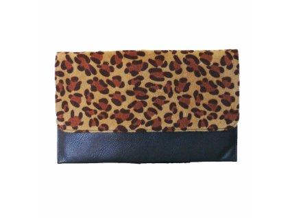 Psaníčko s leopardem