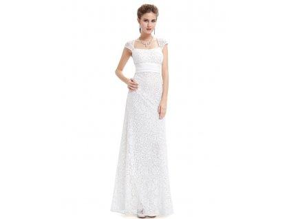 Svatební šaty bílé  Ever Pretty 8703