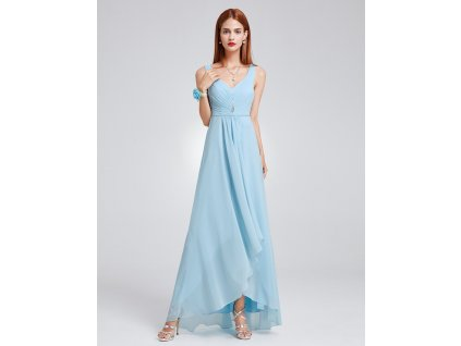 5dbeae3ff79 Světle modré šaty Ever Pretty 9983
