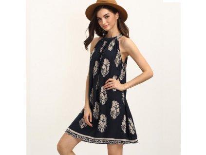 A Krátké letní šaty 4094-0