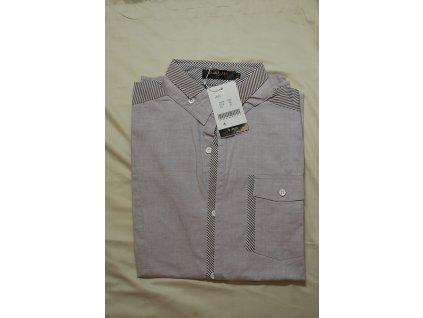 Pánská košile s proužky 063