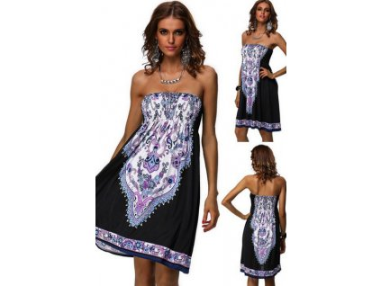 plážové letní šaty se vzory 62e8d372f0