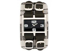 Guess W80017L1 dámské hodinky TARTAN
