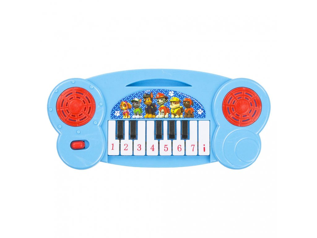 pwp 3074 paw patrol mini piano for child supplier