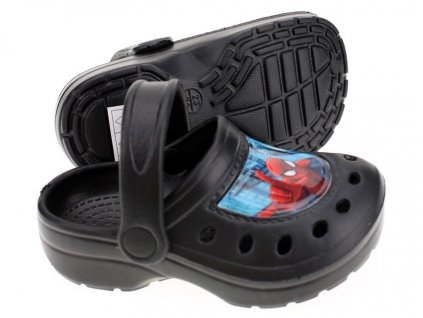 crocs spiderman 3