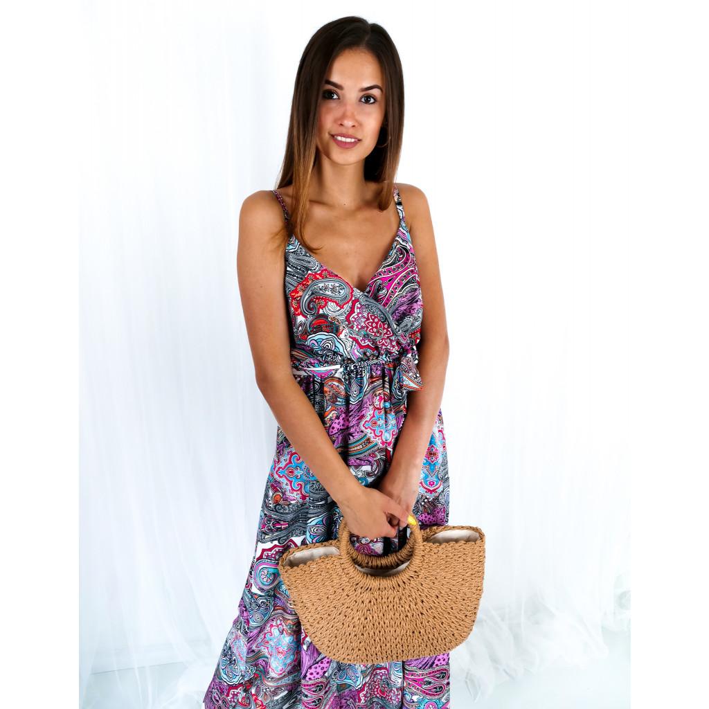 šaty barevné 2