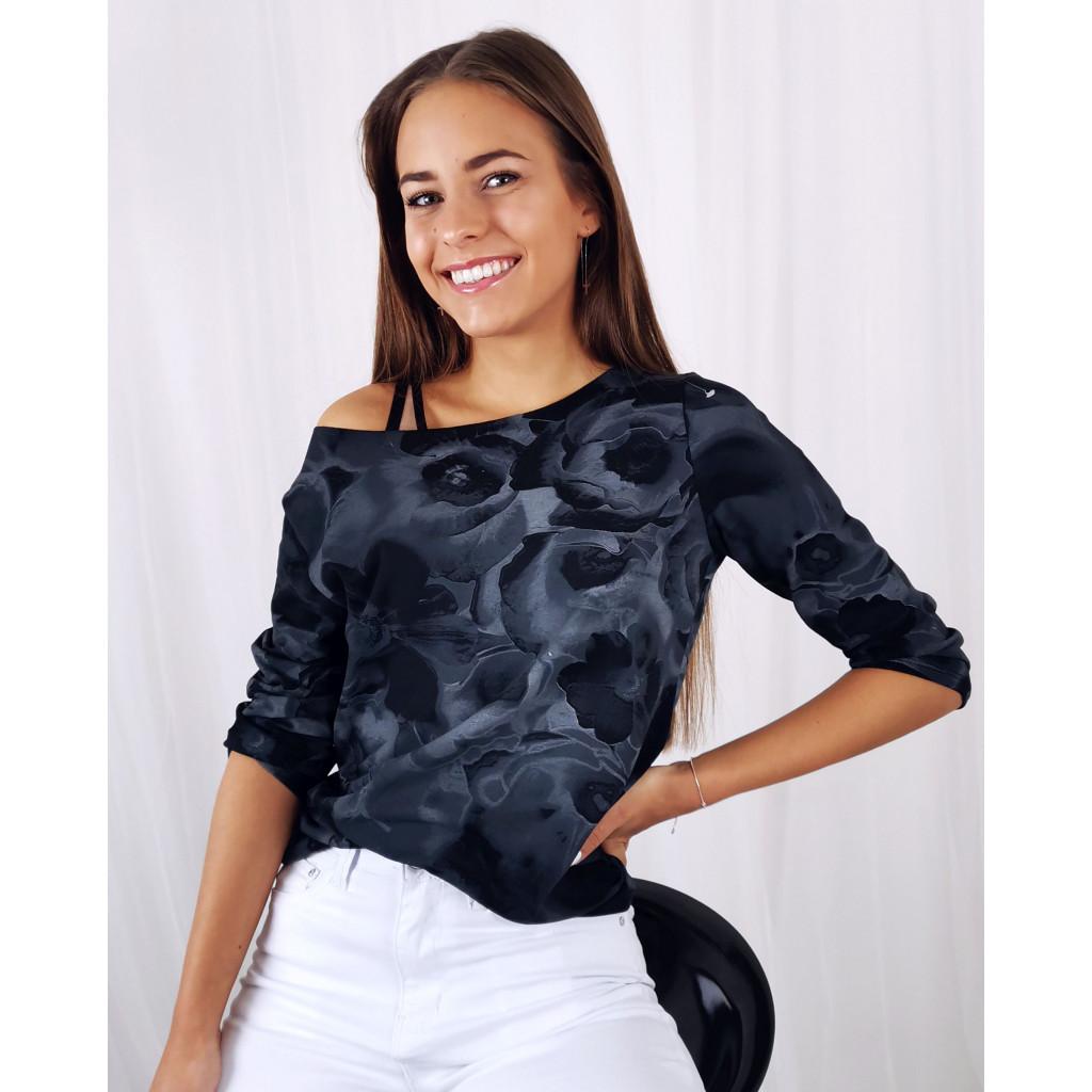 tričko šedé1
