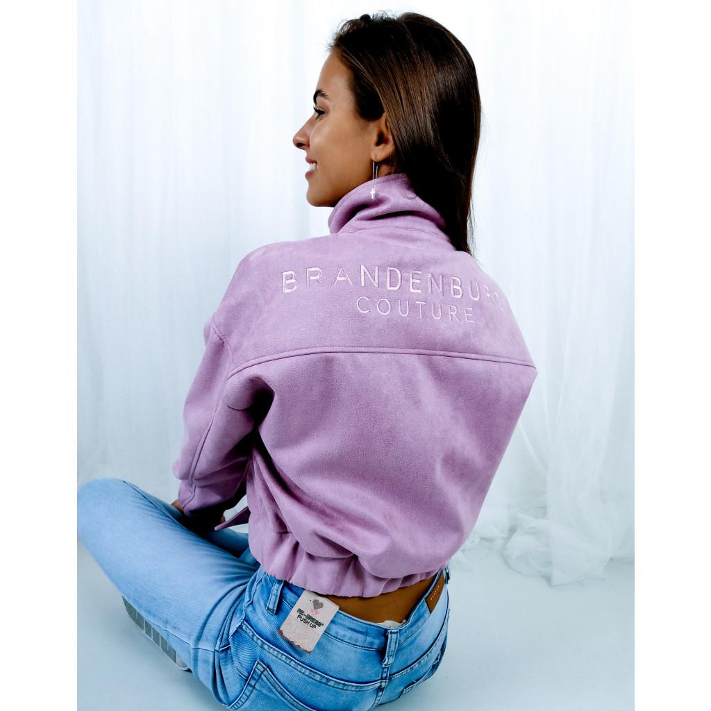 růžová bunda 2