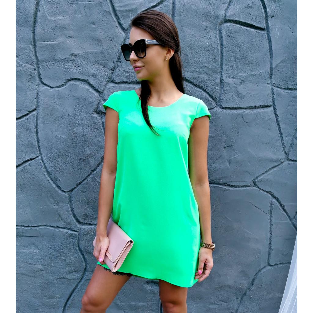 zelené šaty1 2