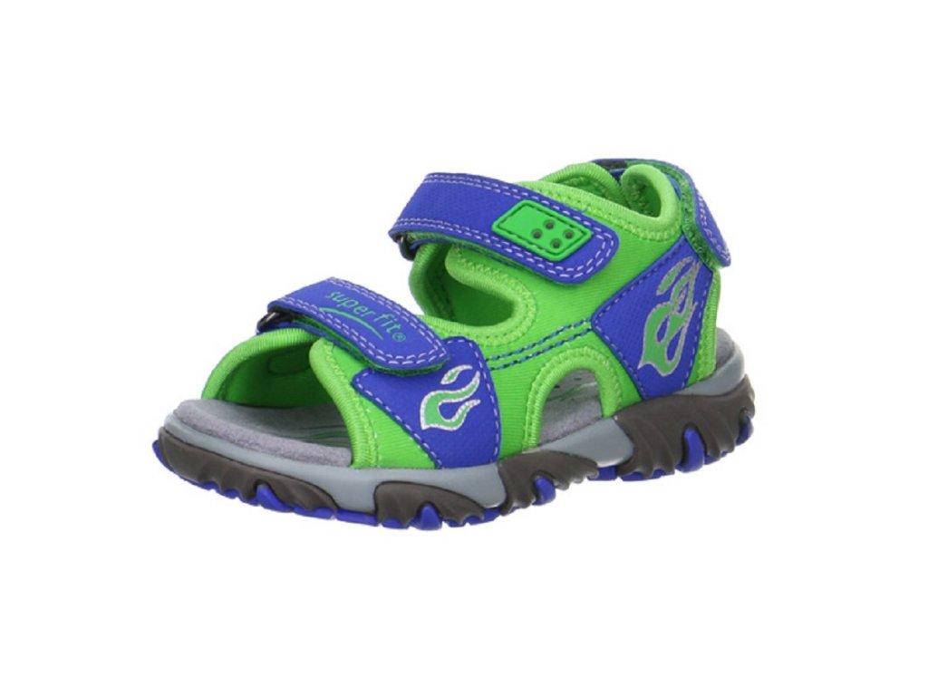 Letní sandále, sandálky SUPERFIT, model 0-00175-85