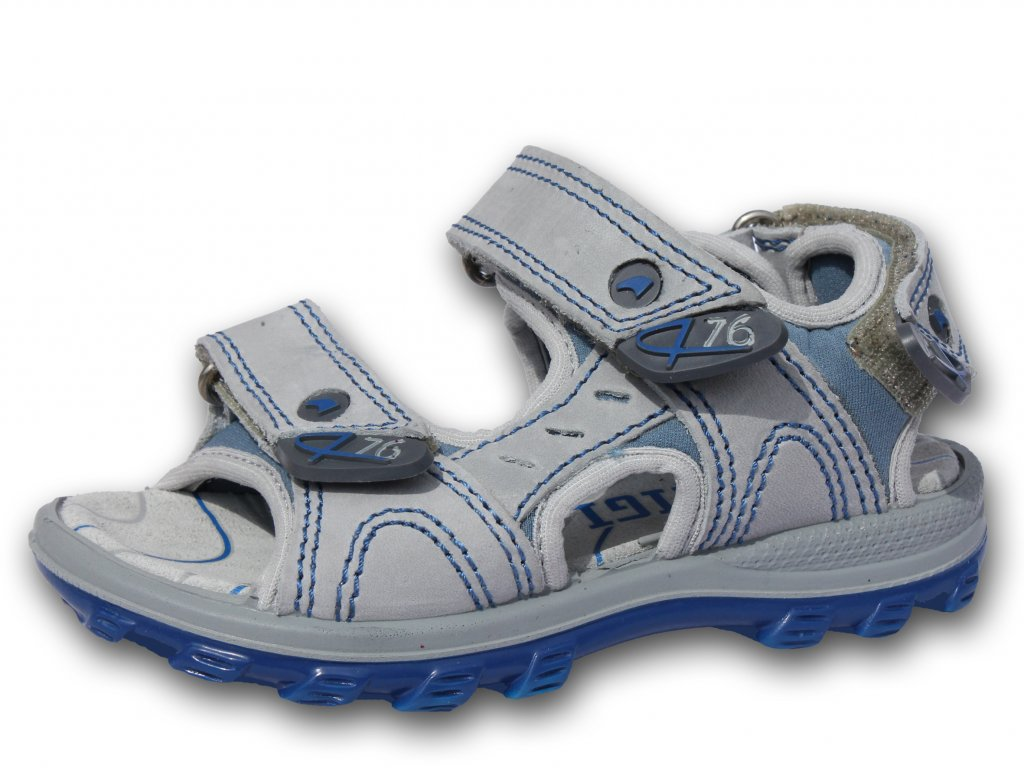 Letní sandálky PRIMIGI, model BABET, 36811/00 - šedé