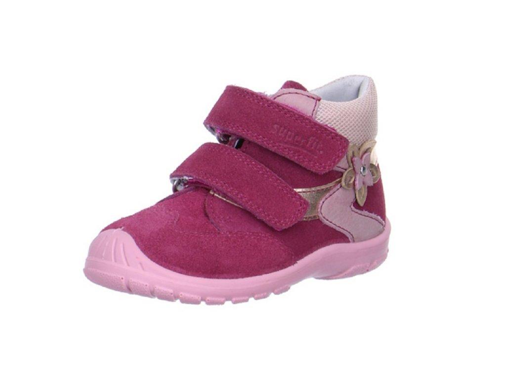 Celoroční dětské boty, obuv SUPERFIT, model 6-00326-37