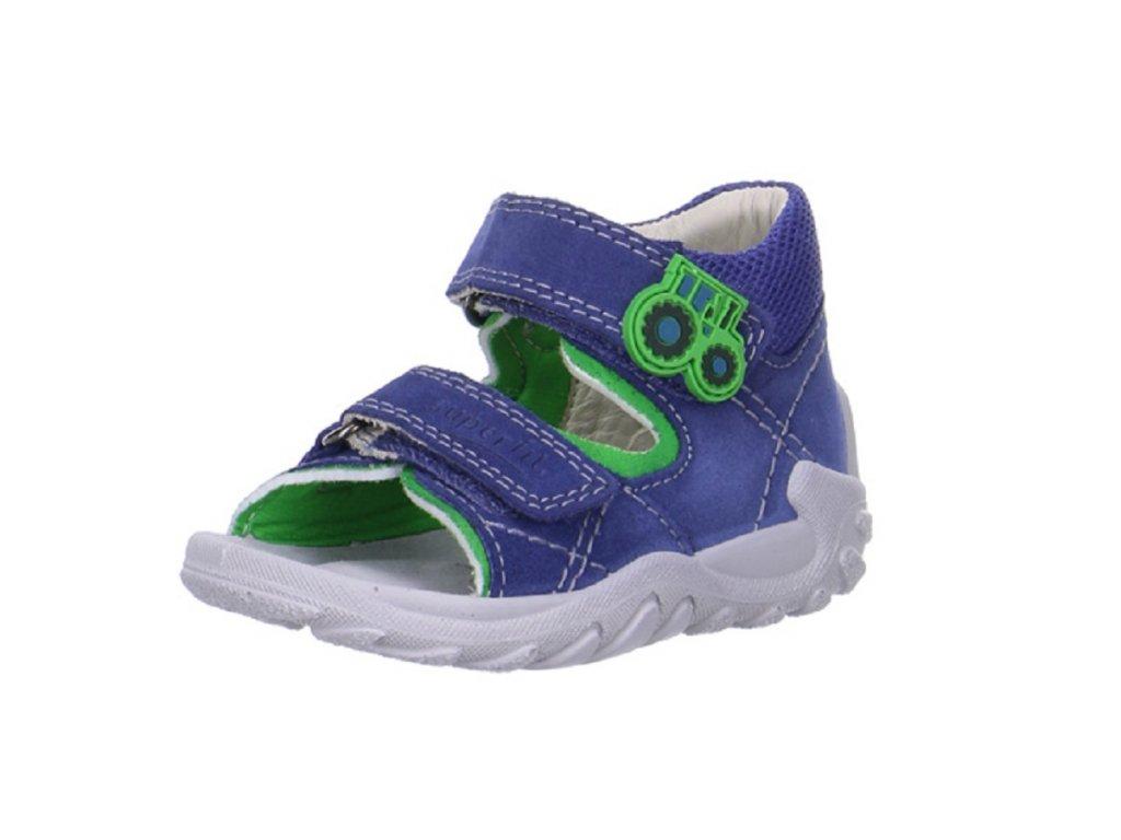 Letní sandále, sandálky SUPERFIT, model 6-00011-89