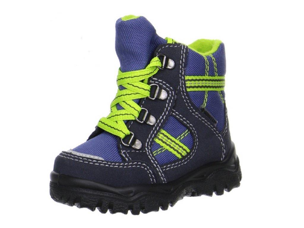 Zimní dětské boty, obuv Superfit, GORE-TEX, model 7-00042-81