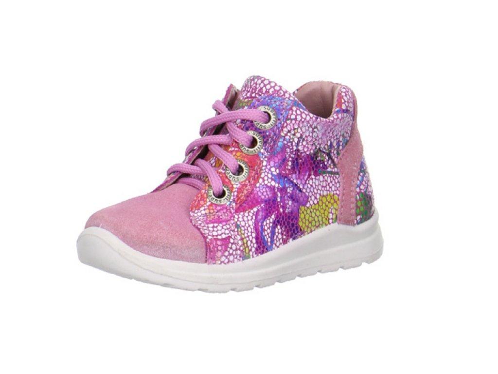 Celoroční dětské boty, obuv SUPERFIT, model 0-00326-67