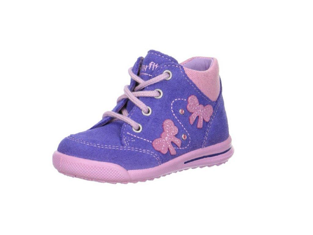 Celoroční dětské boty, obuv SUPERFIT, model 0-00372-77