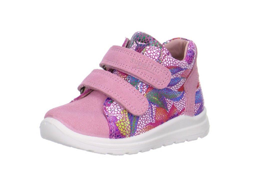 Celoroční dětské boty, obuv SUPERFIT, model 0-00327-67