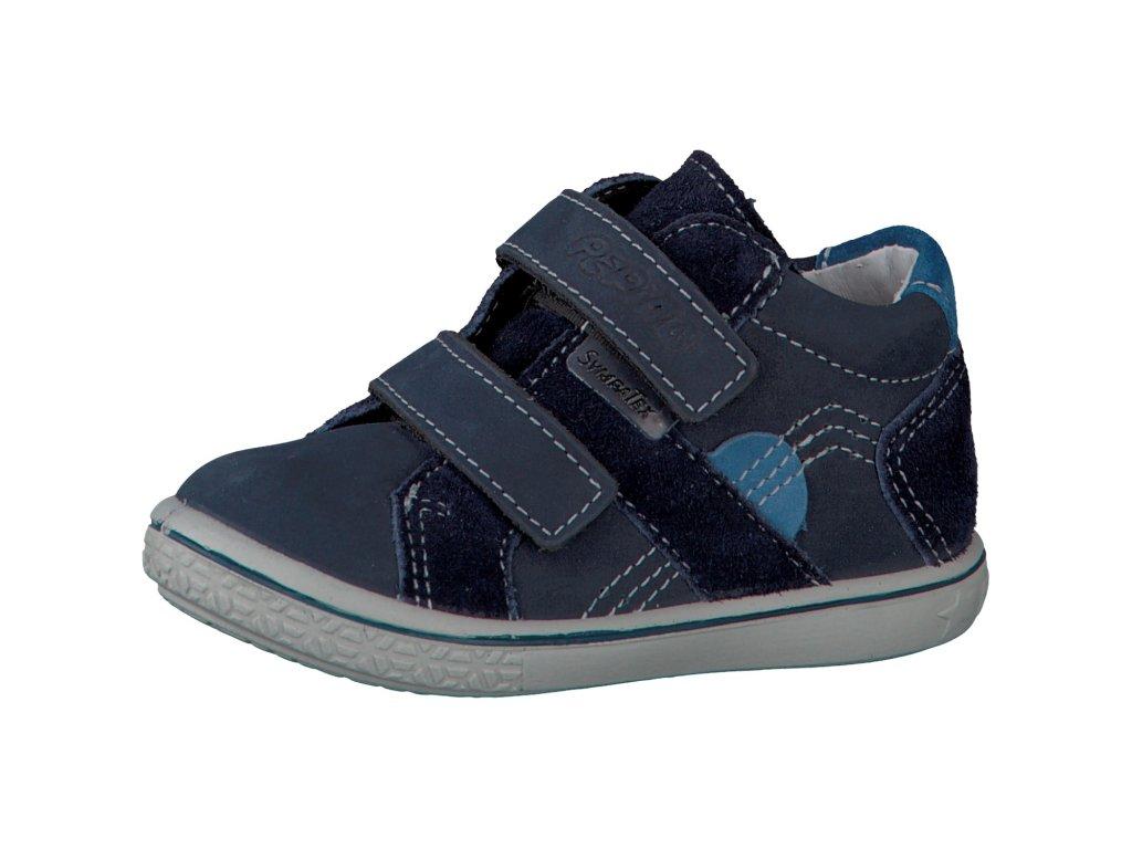 Celokožené boty, obuv RICOSTA model LAIF 65.2530100/171