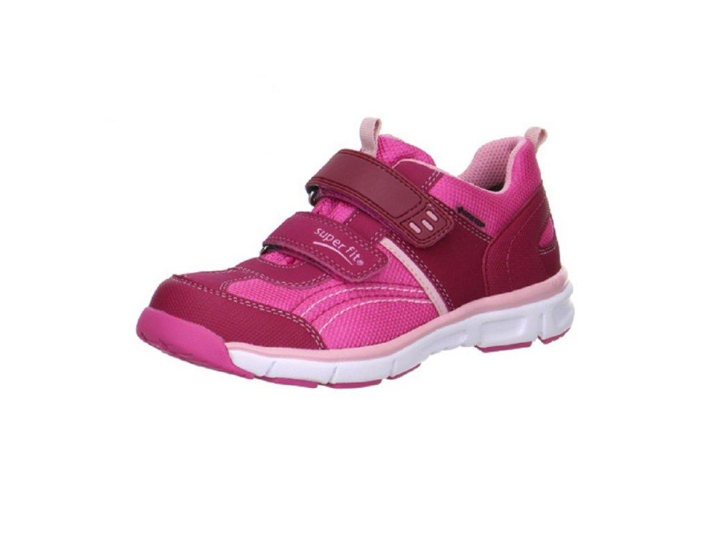 Celoroční dětské boty SUPERFIT - Gore-Tex, model 0-00411-37
