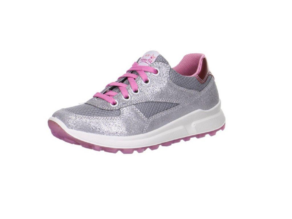 Celoroční dětské boty, obuv SUPERFIT, model 0-00153-43