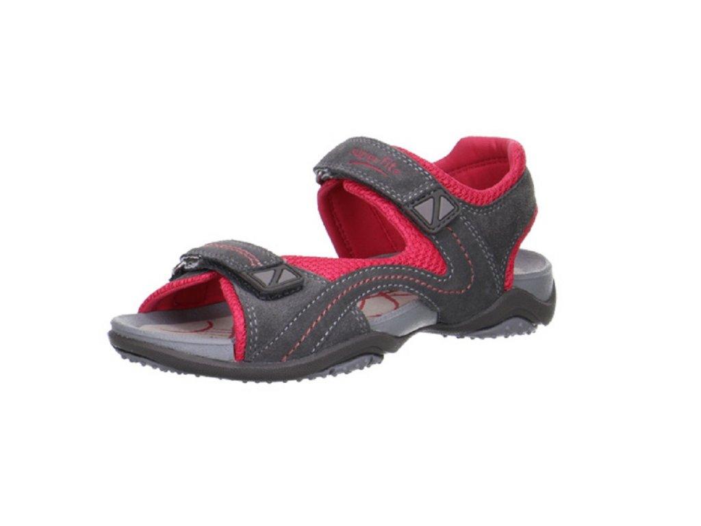 Letní sandále, sandálky SUPERFIT, model 0-00159-06