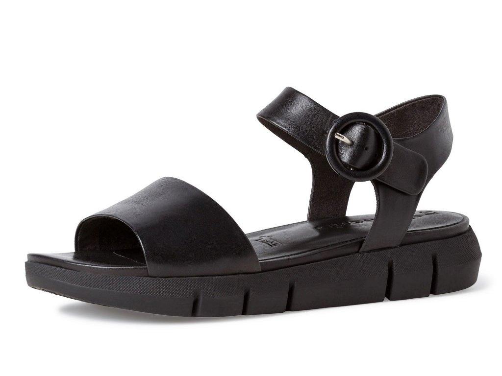 Dámské letní boty TAMARIS, model 1-28602-34 001 black