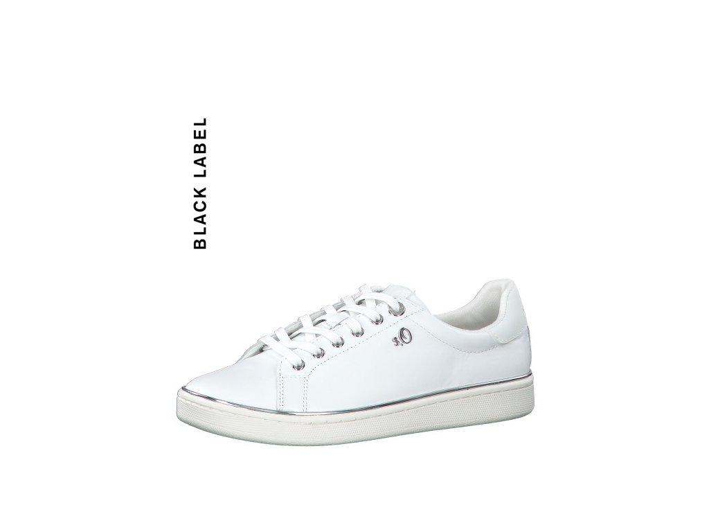 Dámské tenisky s.OLIVER, model 5-23625-24 102 white nappa