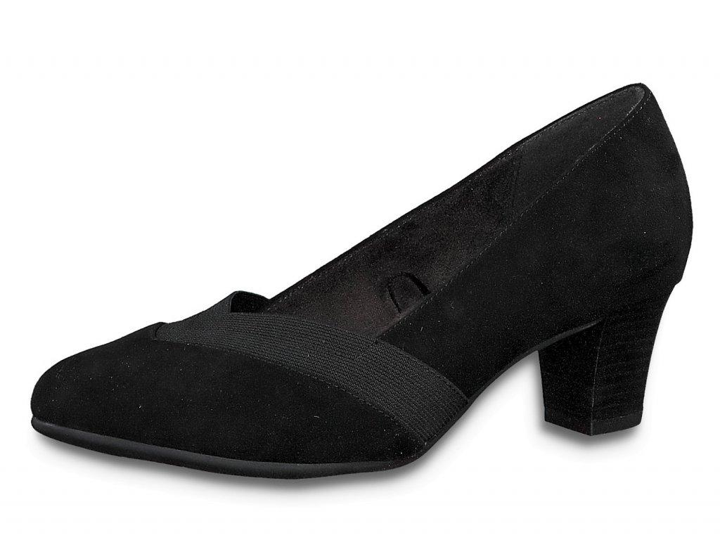 Dámské lodičky JANA, model 8-22465-25 001 black