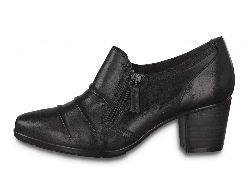 Dámské kotníkové boty JANA, model 8-24406-25 001 black