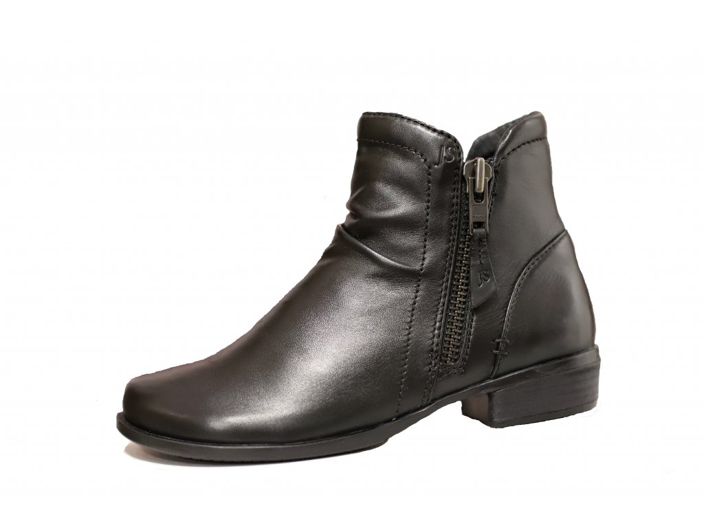 Dámské kotníkové boty JOSEF SEIBEL, model 87606 MI971 100 Mira