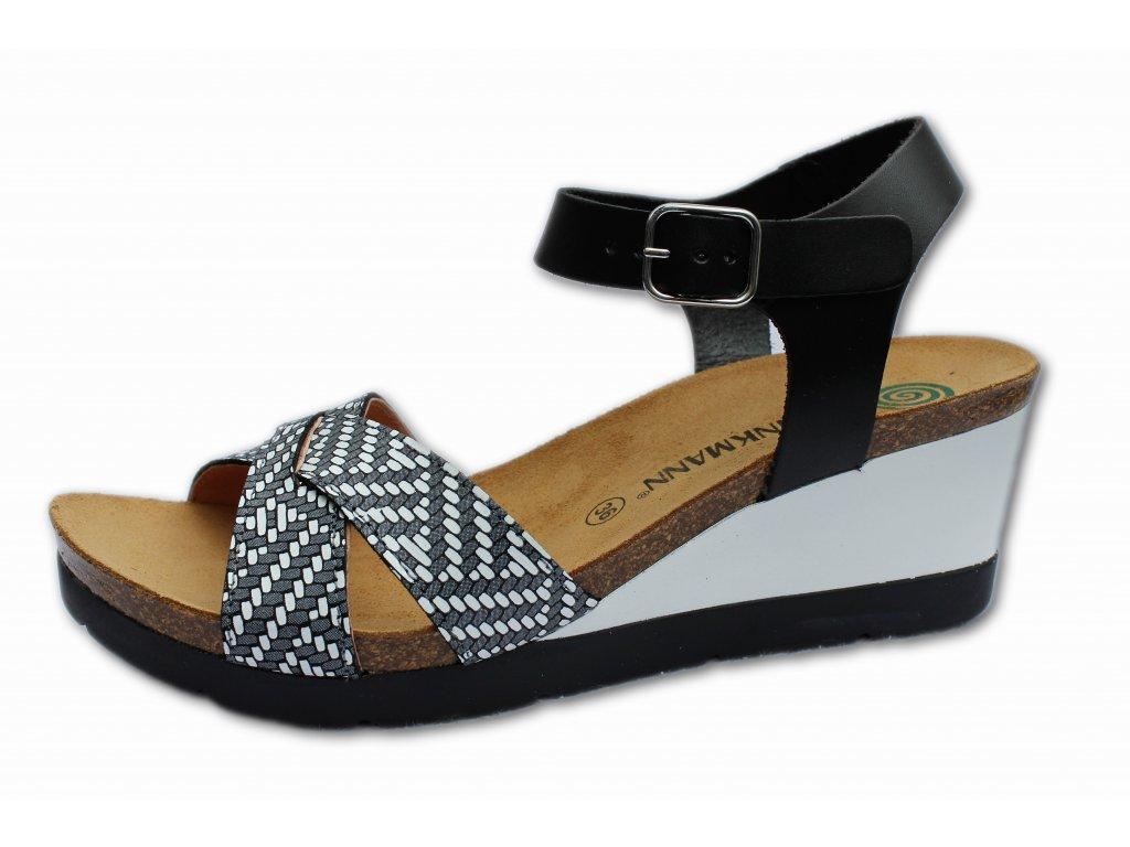 Dámské sandále BRINKMANN, model 710856
