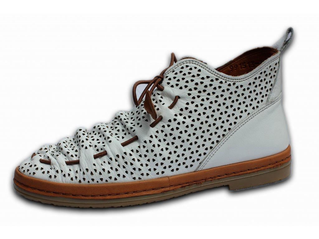 Dámské kotníkové boty MANITU, model 991513