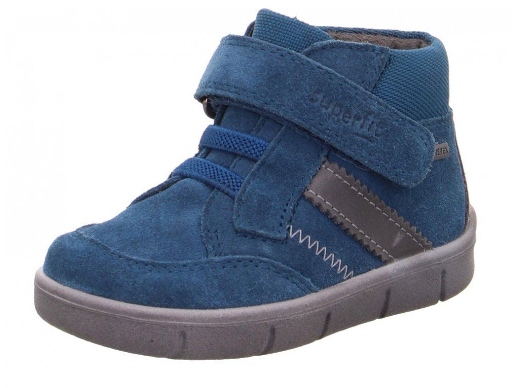 Celoroční dětské boty SUPERFIT - GORE TEX, model 1-009434-8000