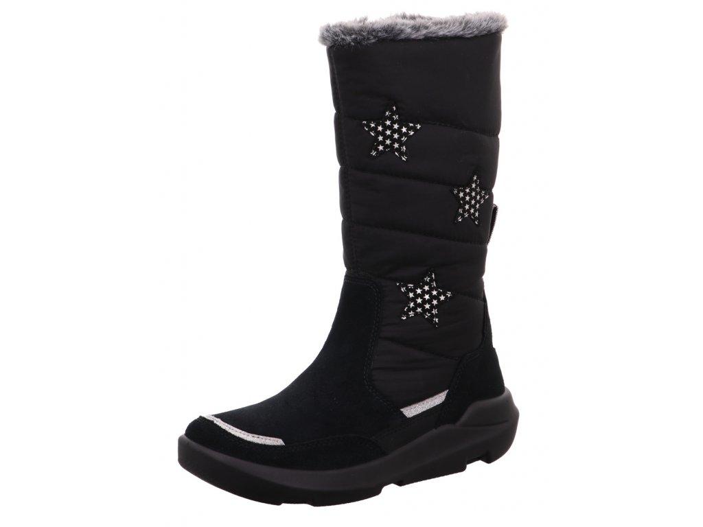 Zimní dětské boty, obuv SUPERFIT, model 1-000159-0000