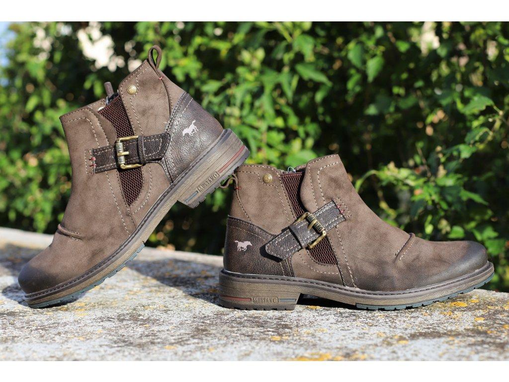 Pánské kotníkové boty MUSTANG, model 4157-601-32