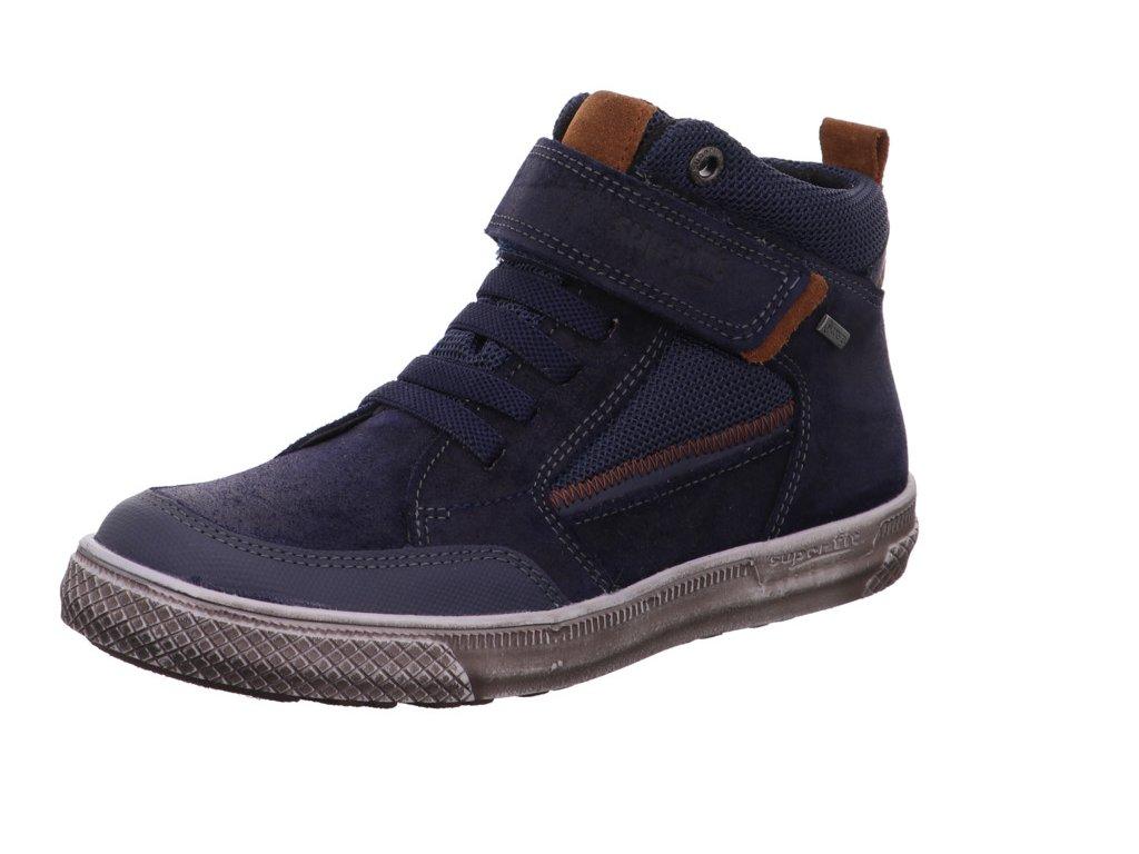 Zimní dětské boty, obuv SUPERFIT, model 1-009200-8000