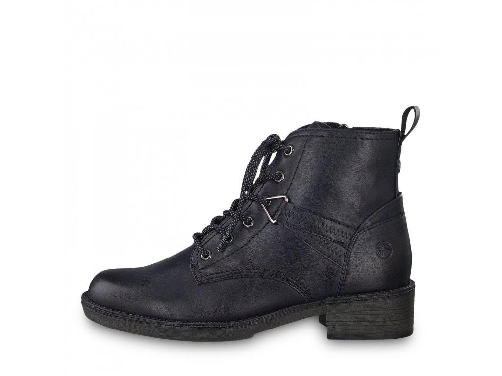 Dámské kotníkové boty TAMARIS, model 1-25116-23 805 navy