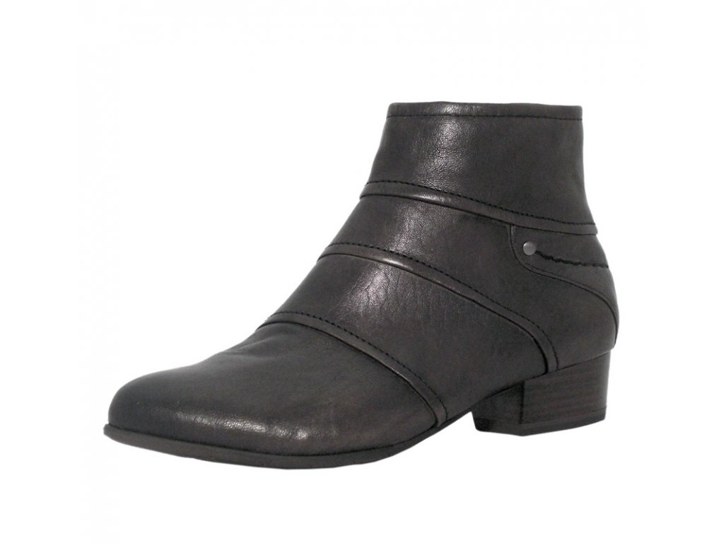 Dámské kotníkové boty TAMARIS, model 1-25301-25 314 cigar
