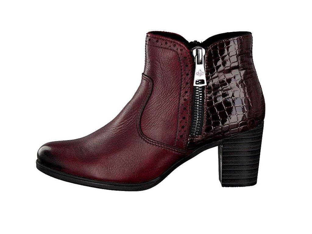Dámské kotníkové boty RIEKER, model Y8965-35