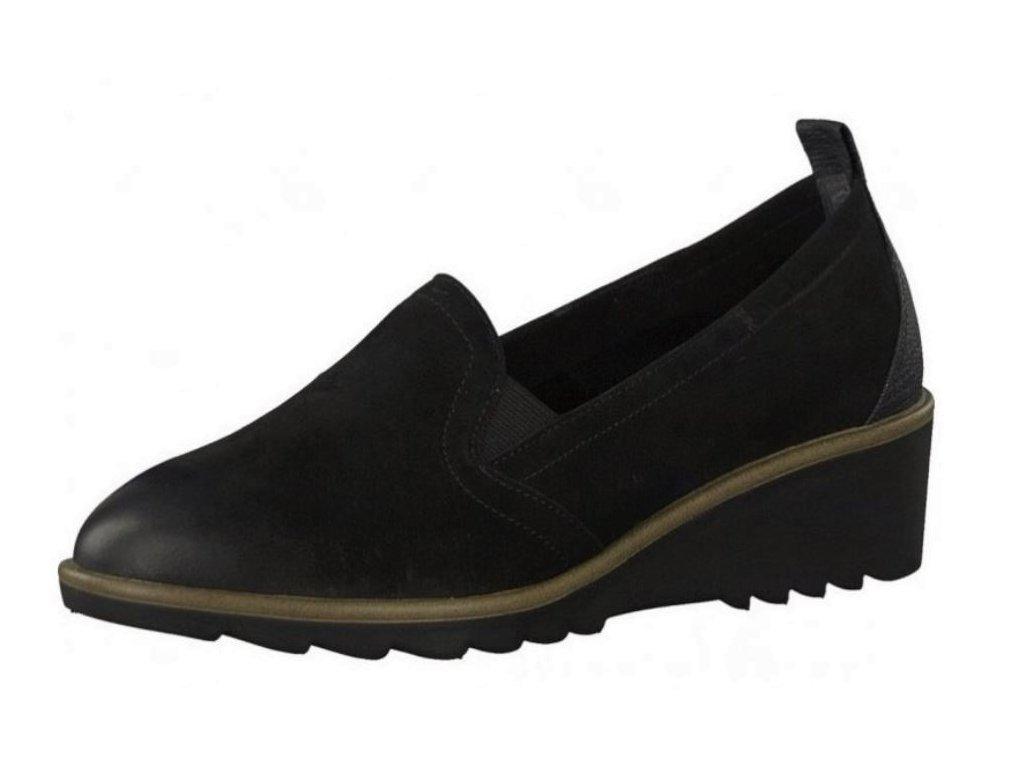 Dámské mokasíny TAMARIS, model 1-24715-20 001 black