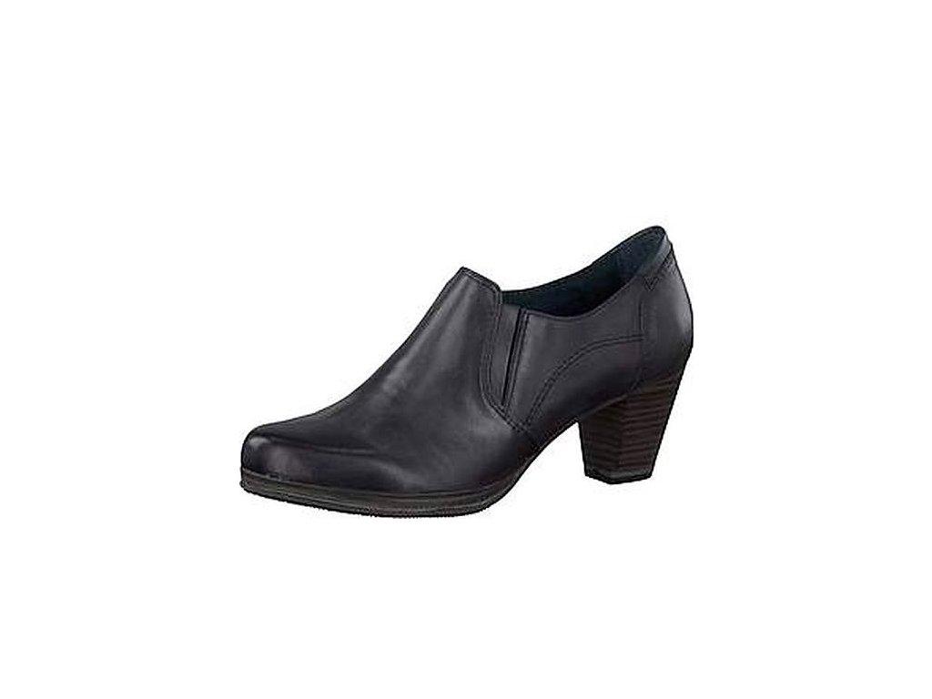 Dámské kotníkové boty TAMARIS, model 1-24427-25 002 black antic