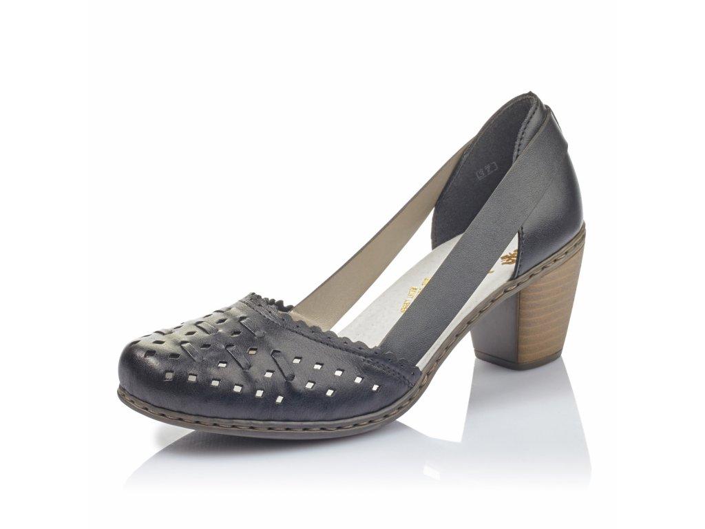 Dámská letní obuv RIEKER, model 40985-00