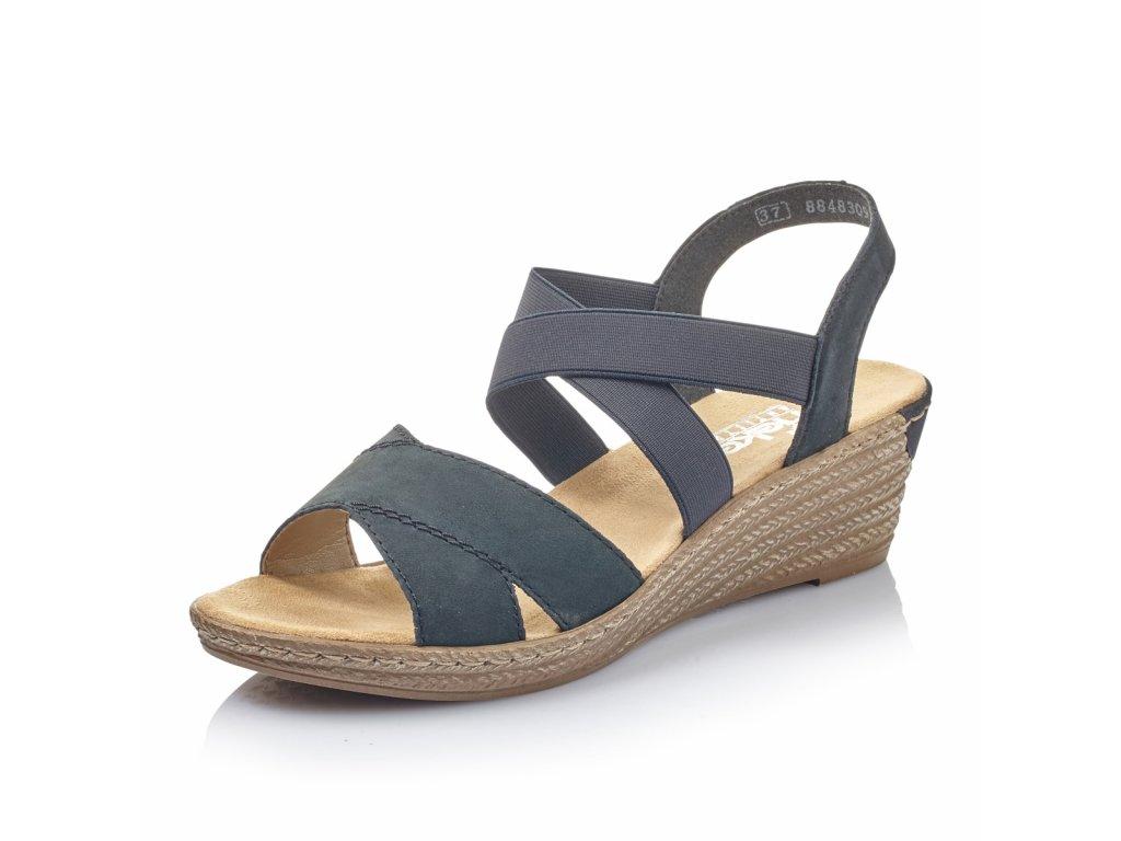 Dámská letní obuv RIEKER, model 62412-15
