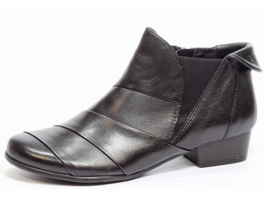 Dámské kotníkové boty CAPRICE, model 9-25383-23 001 black