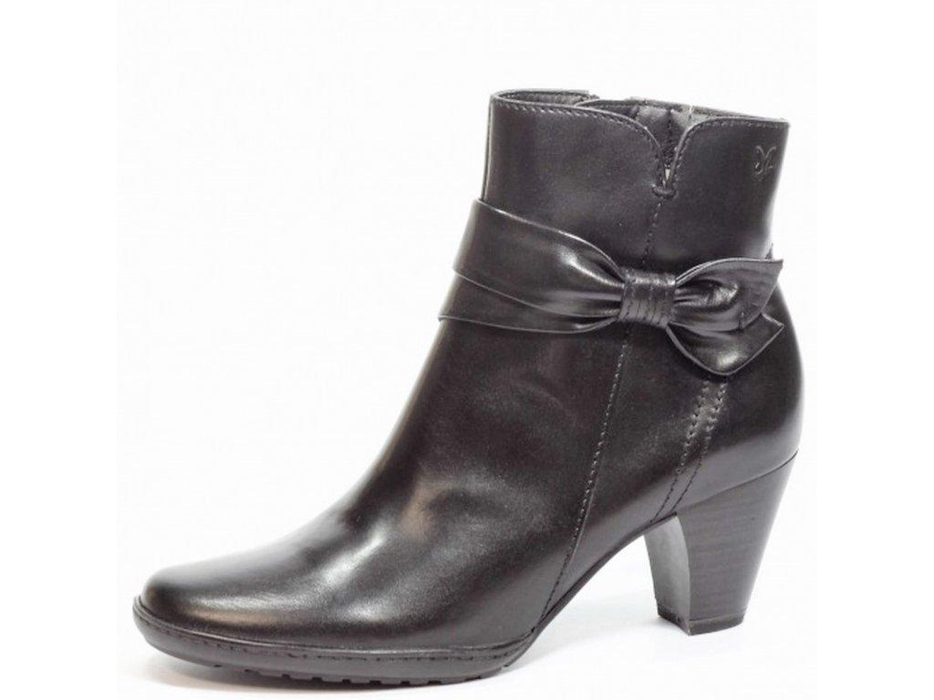 Dámské kotníkové boty CAPRICE, model 9-25320-23 001 black
