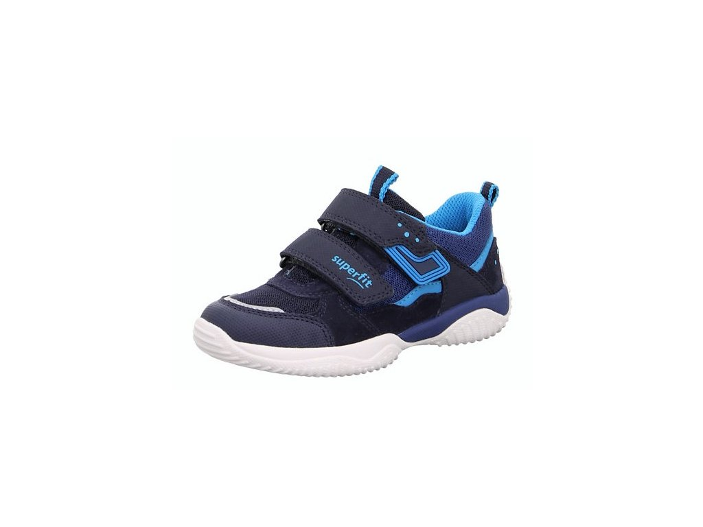 Celoroční dětské boty, obuv SUPERFIT, model 0-606382-8000