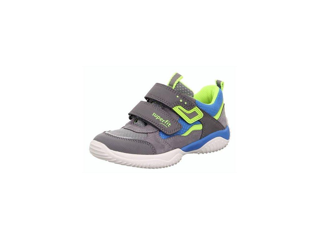 Celoroční dětské boty, obuv SUPERFIT, model 0-606382-2500