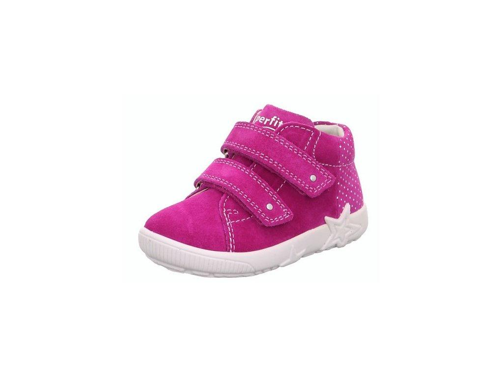 Celoroční dětské boty, obuv SUPERFIT, model 1-609436-5510