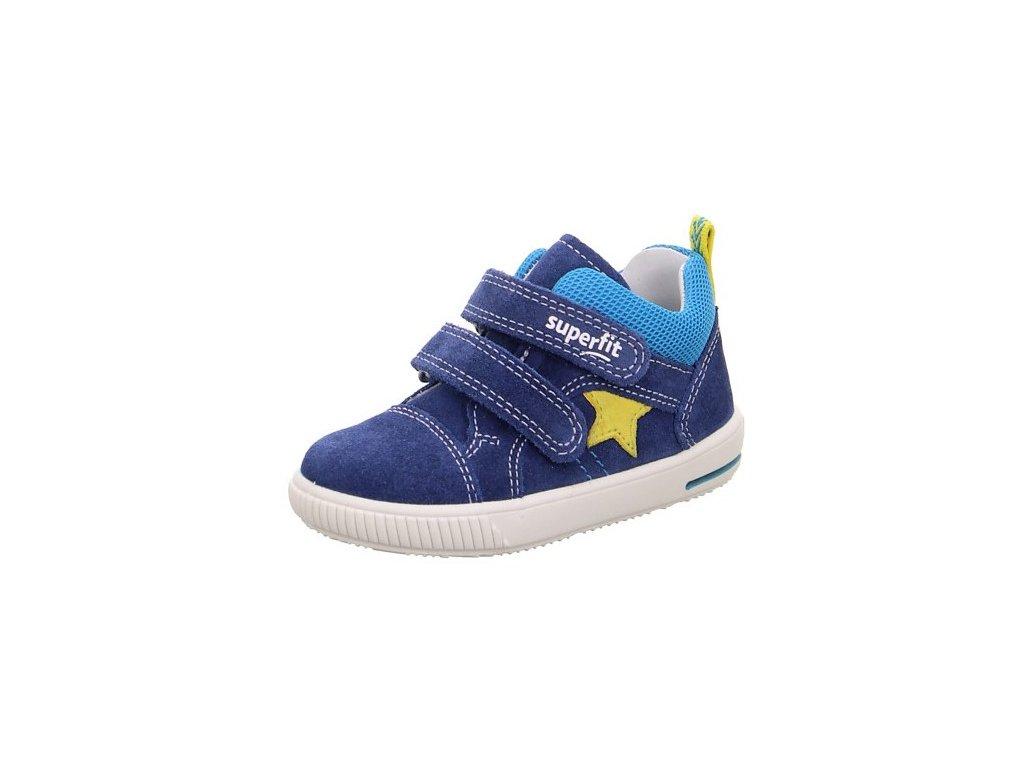 Celoroční dětské boty, obuv SUPERFIT, model 0-609352-8000